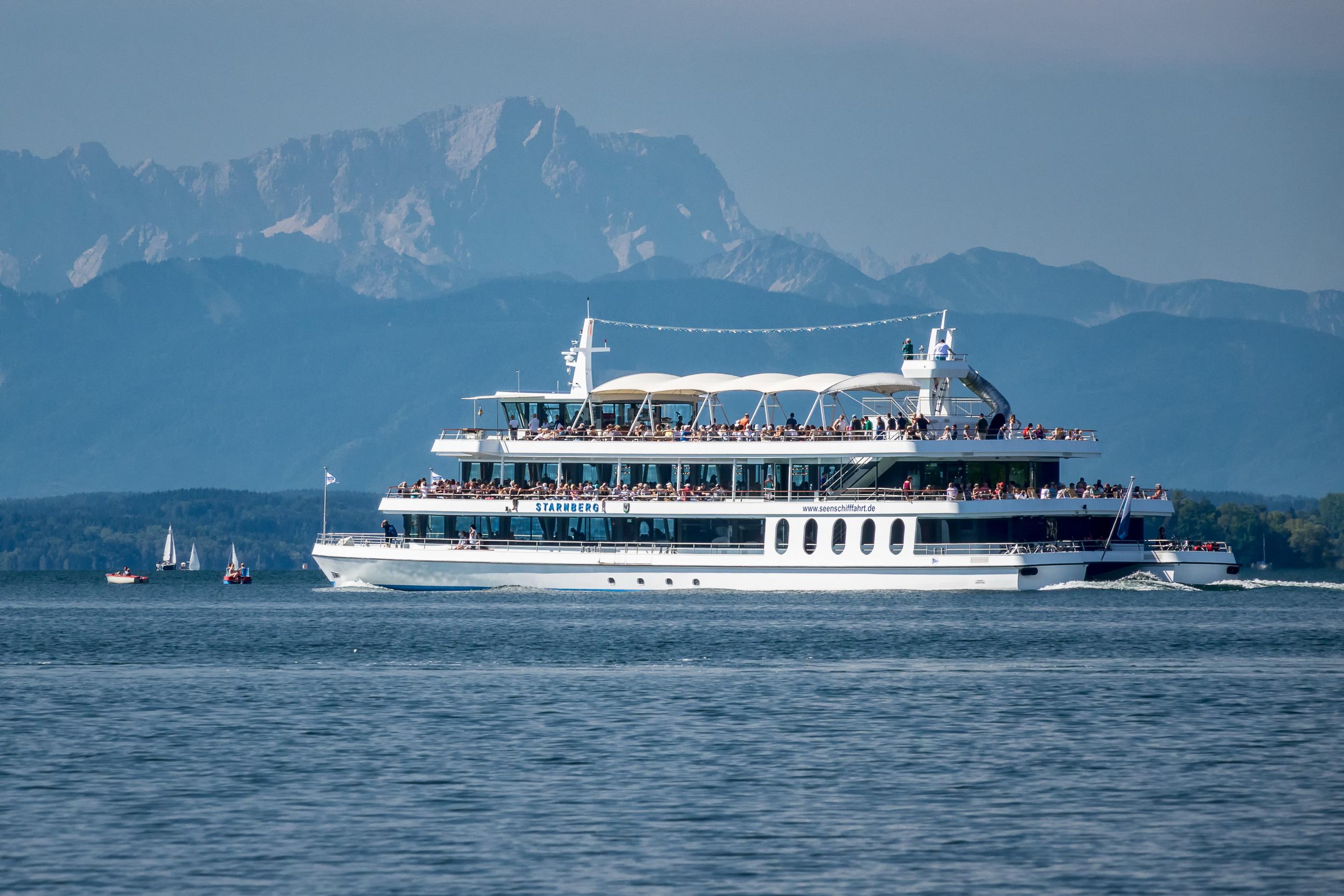 Fahrplan Der Schifffahrt Starnberger See